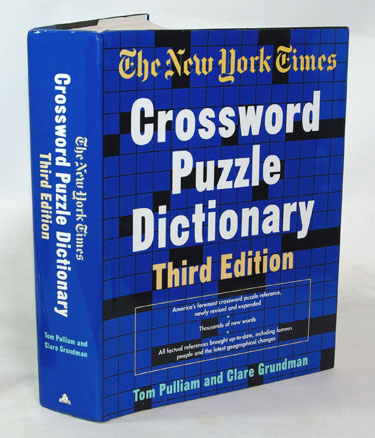 The New York Time Crossword Puzzle