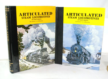 Articulated Steam Locomotives of North American