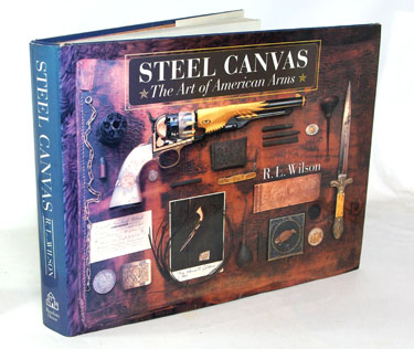Steeel Canvas The Art of American