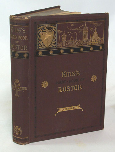 Kings Handbook Of Boston