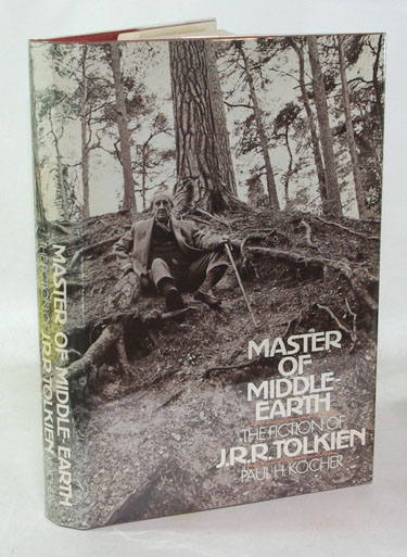 Master of Middle-earth
