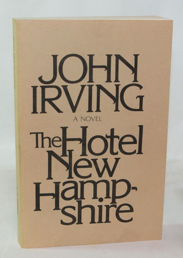The Hotel New Hampshire (Uncorrected Proof