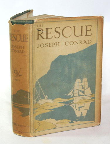 The Rescue A Romance of the