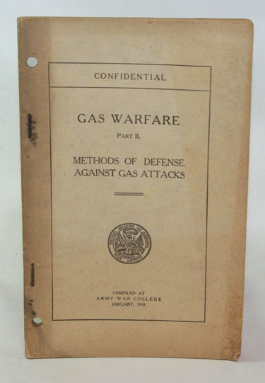 Gas Warfare Part II Methods Of