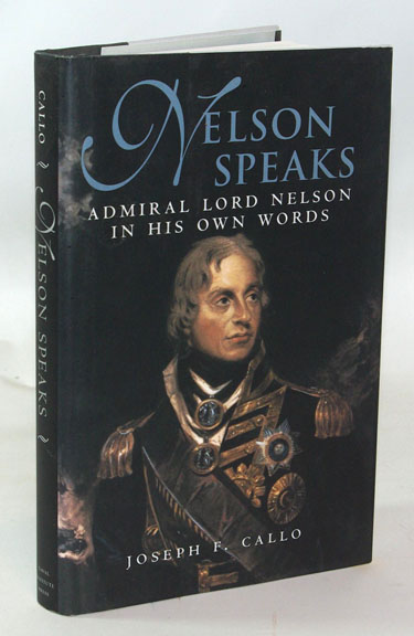 Nelson Speaks Admiral Lord Nelson In