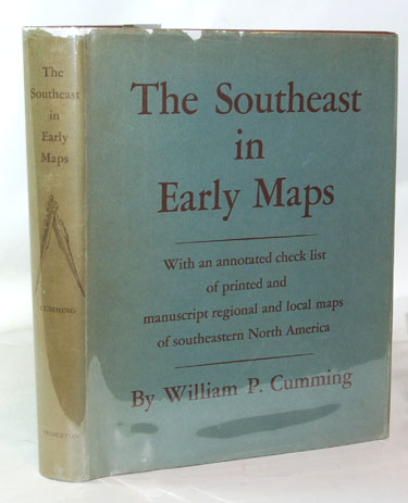 The Southeast in Early Maps With