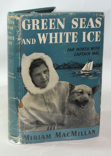 Green Seas and White Ice