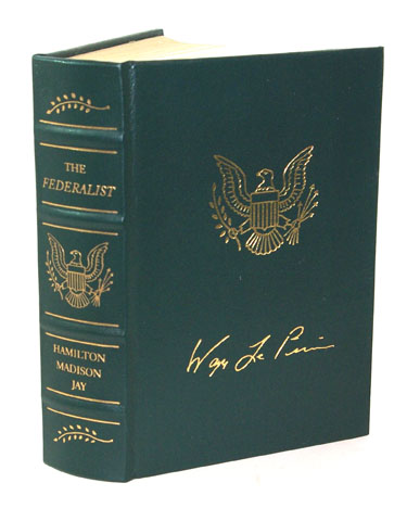 The Federalist A Commentary On The