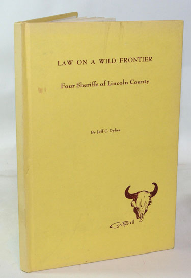Law On A Wild Frontier Four