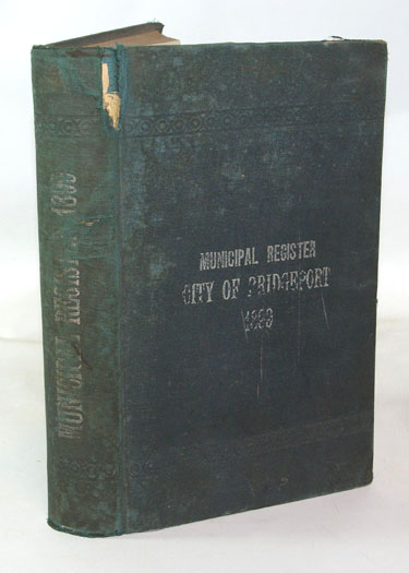 Municipal Register Of The City of