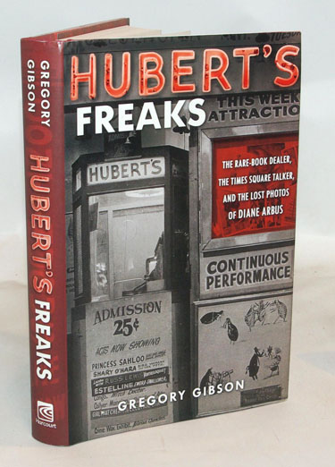 Huberts Freaks The Rare-Book Dealer, The