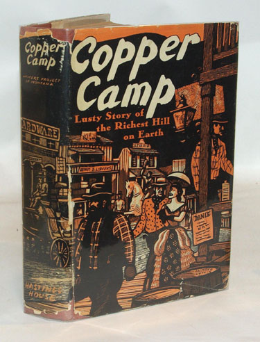 Copper Camp Stories of the Worlds