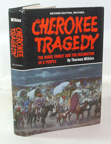 Cherokee Tragedy The Ridge Family and