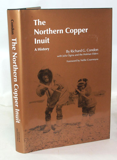 The Norhern Copper Inuit A History