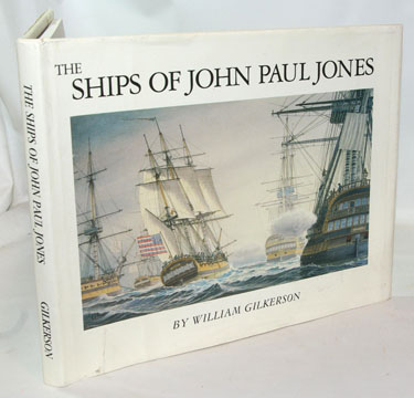 The Ships Of John Paul Jones