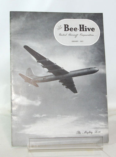 The Bee-Hive January, 1947
