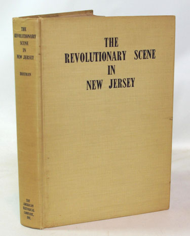 The Revolutionary Scene in New Jersey
