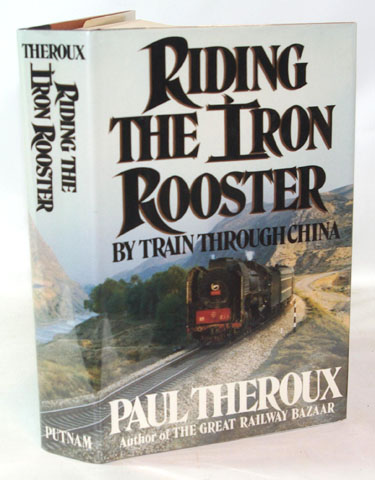Riding the Iron Rooster by Train