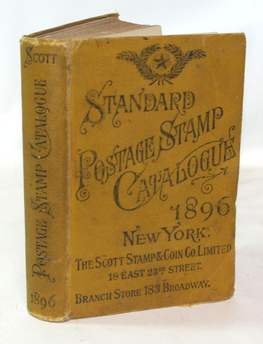 The Standard Postage Stamp Catalogue