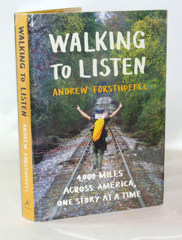 Walking To Listen 4,000 Miles Across