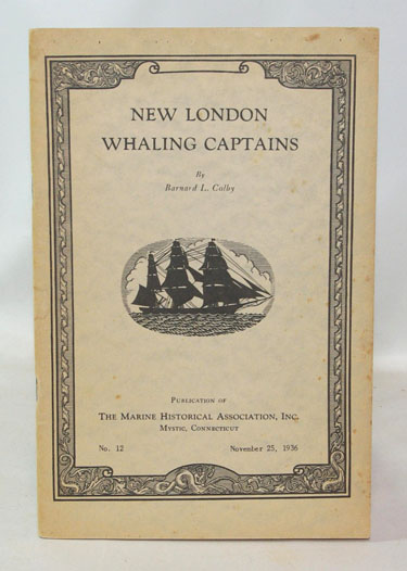 New London Whaling Captains