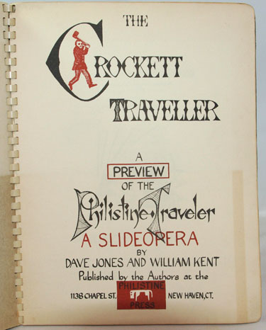 The Crockett Traveller A Preview Of