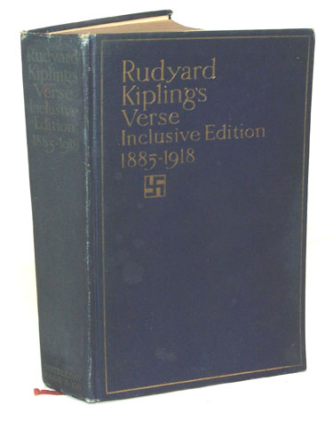 Rudyard Kiplings Verse Inclusive Edition 1885-1918