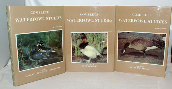 Complete Waterfowl Studies Vol. 1: Dabbling
