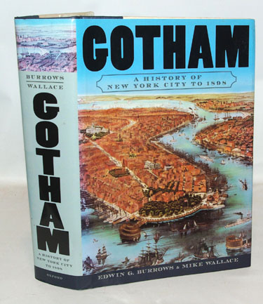 Gotham A History of New York