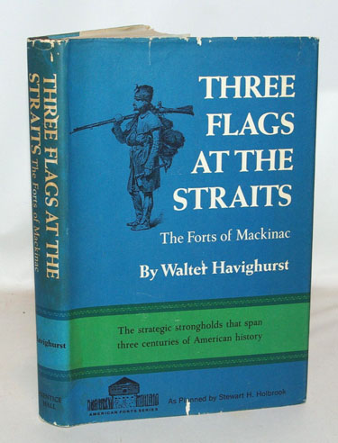 Three Flags at the Straits