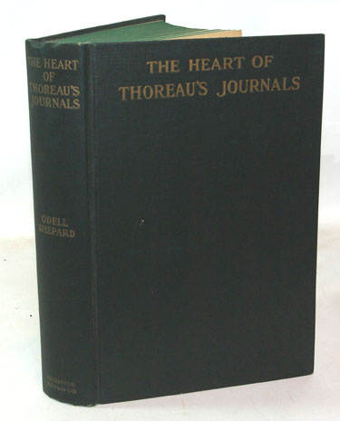 The Heart Of Thoreaus Journals