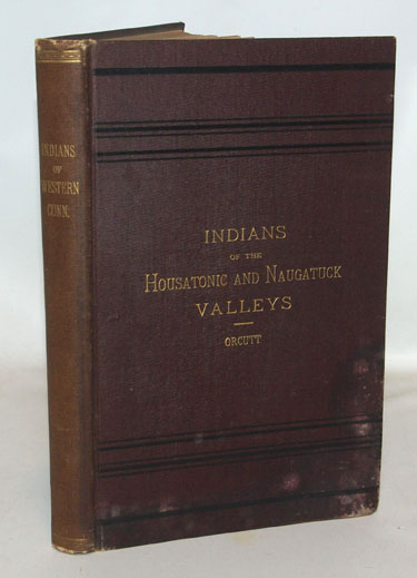 The Indians Of The Housatonic And