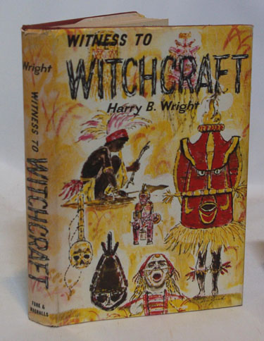 Witness To Witchcraft