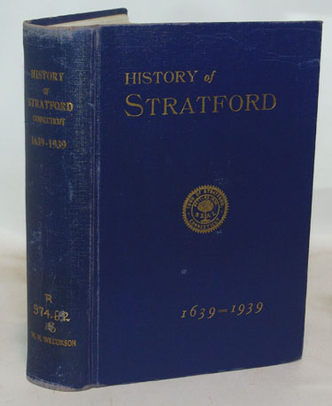 History of Stratford Connecticut 1639-1939