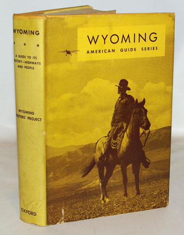 Wyoming A Guide to its History