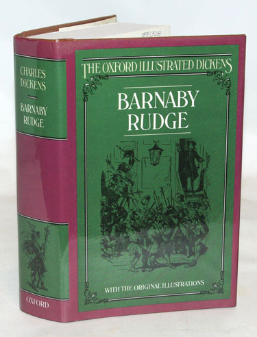 Barnaby Rudge A Tale Of The