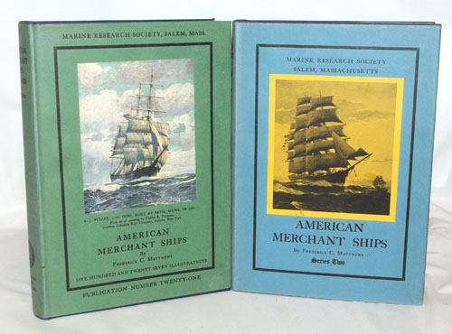 American Merchant Ships 1850-1900 (Series One